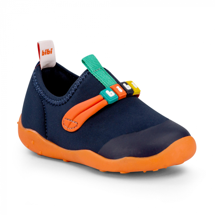 Pantofi Bibi Fisioflex 4.0 Naval - Orange [1]