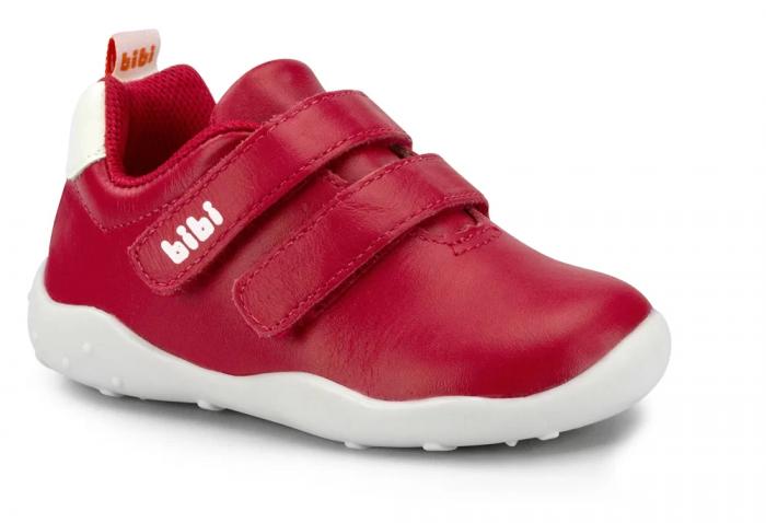 Pantofi Bibi Fisioflex 4.0 rosii 1
