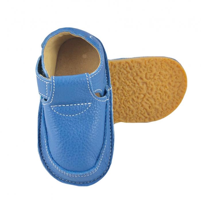 Pantofi copii albastri, Dodo Shoes 0