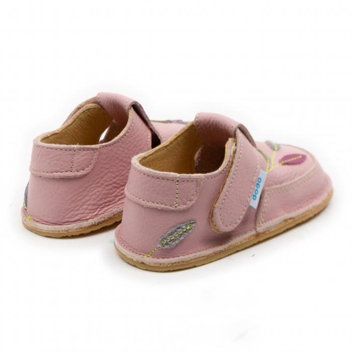 Pantofi copii cameo Garden, Dodo Shoes 2