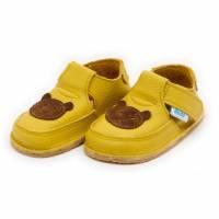 Pantofi galben cu ursulet, Dodo Shoes 1