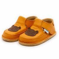 Pantofi mandarin cu ursulet, Dodo Shoes [1]