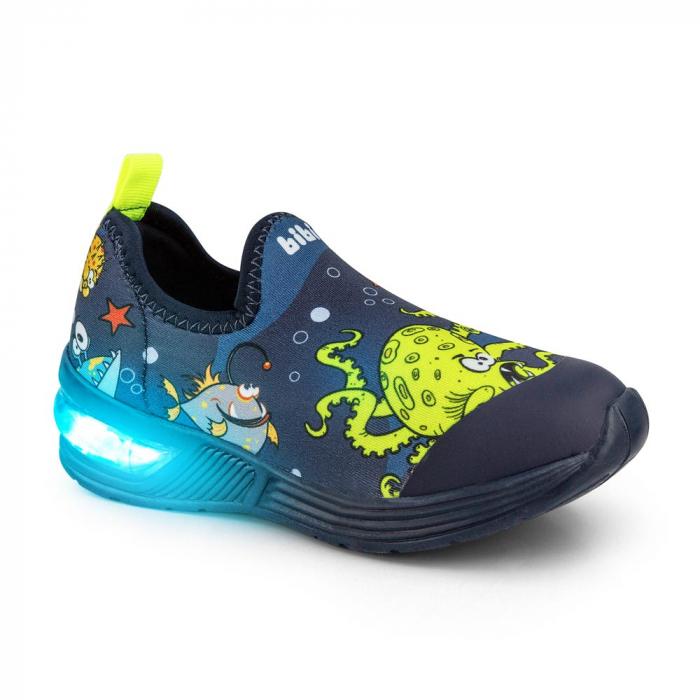 pantofi cu caracatita si led bibi shoes [0]