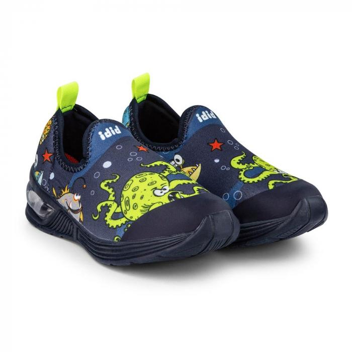 pantofi cu caracatita si led bibi shoes [1]