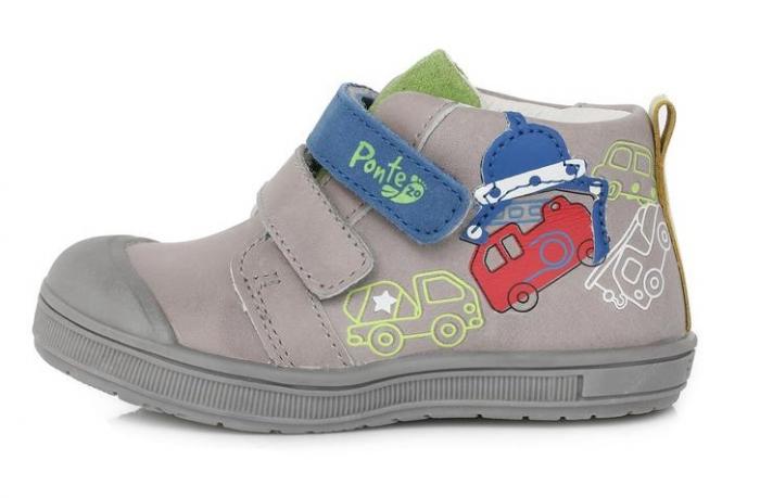 Pantofi sport gri D.D.Step - Ponte 20  DA03-1-716 0
