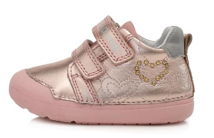 Pantofi sport roz glitter D.D.Step 066-440 [0]