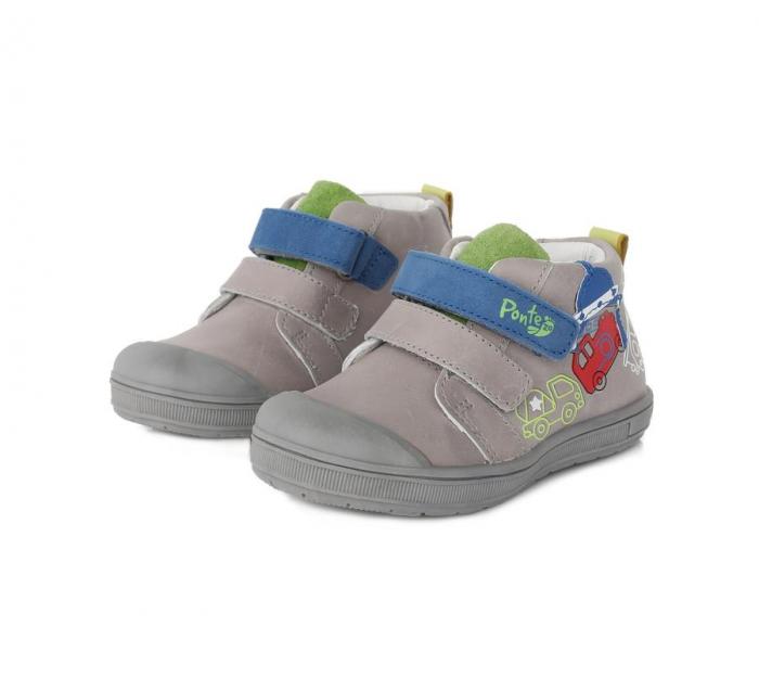 Pantofi sport gri D.D.Step - Ponte 20  DA03-1-716 1