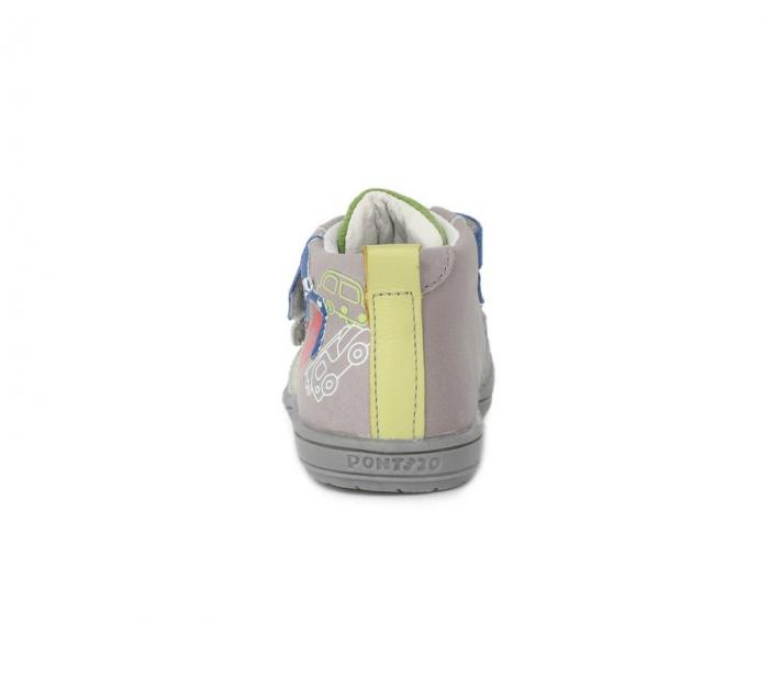 Pantofi sport gri D.D.Step - Ponte 20  DA03-1-716 2