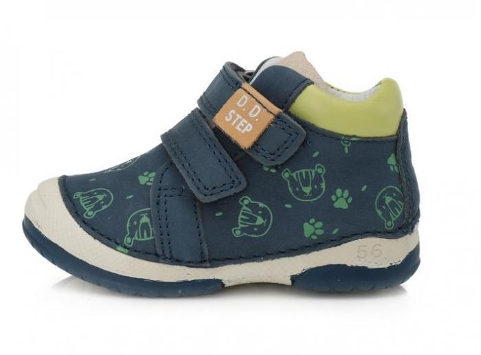 Pantofi sport bleumarin D.D.Step 038-361 [0]