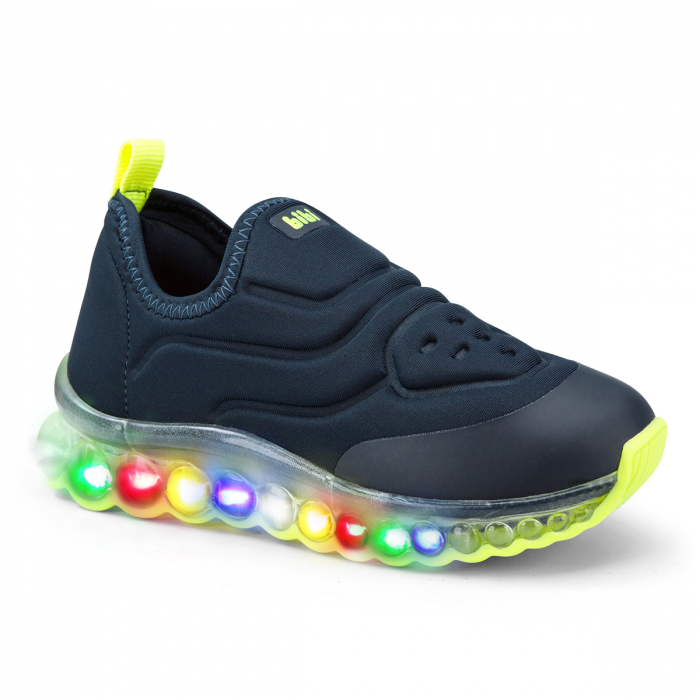 Pantofi sport Led BIBI Roller Celebration Naval 0
