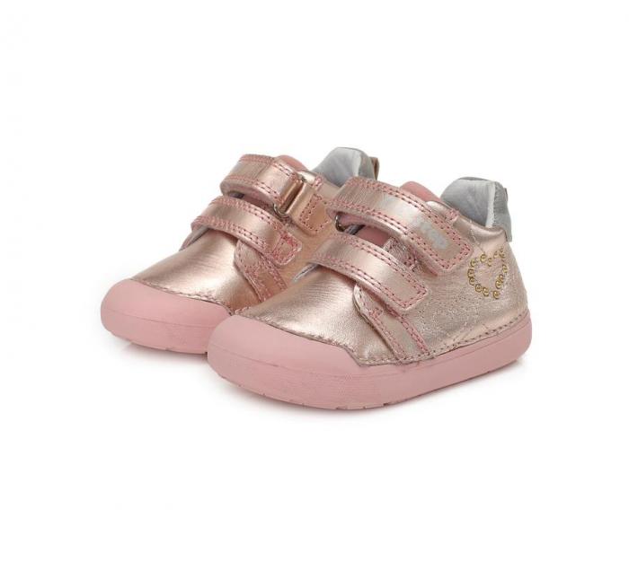 Pantofi sport roz glitter D.D.Step 066-440 [2]