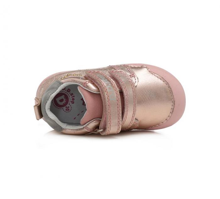 Pantofi sport roz glitter D.D.Step 066-440 [4]
