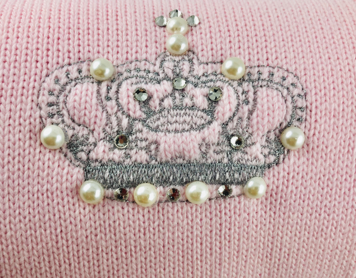 Patrura tricotata bebelusi roz [1]