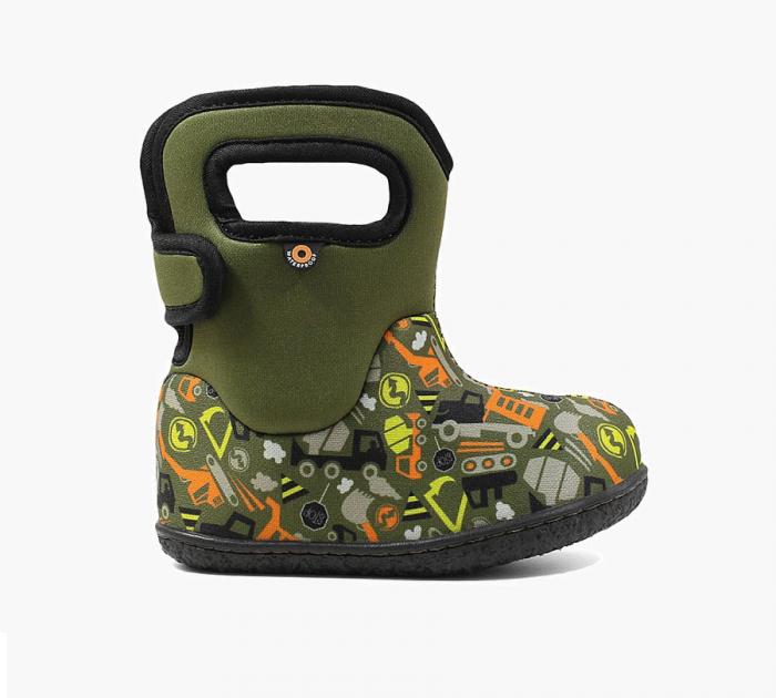 Cizme impermeabile copii, BOGS FOOTWARE, Costruction [0]