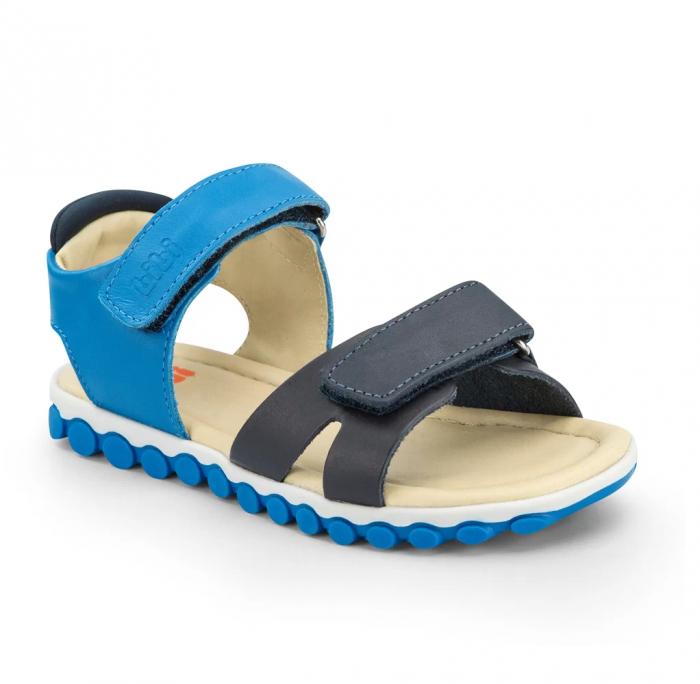Sandale Baieti Bibi Summer Roller New II Aqua [1]