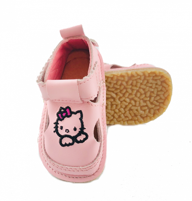 Pantofi Macco roz 0