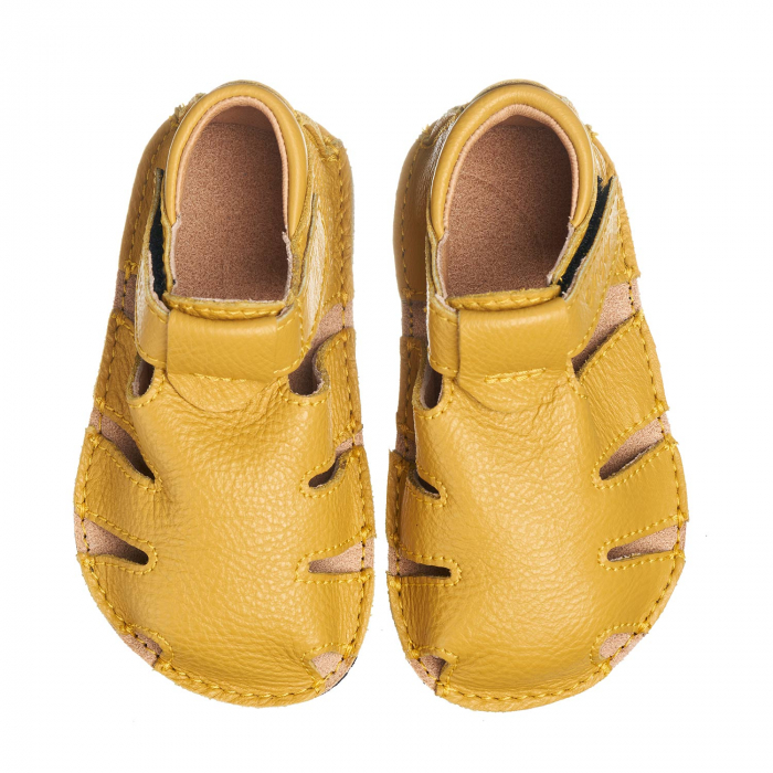 Sandale barefoot Tim - Canary, Ginger Shoes [4]