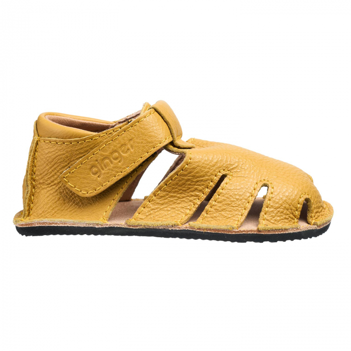 Sandale barefoot Tim - Canary, Ginger Shoes [3]