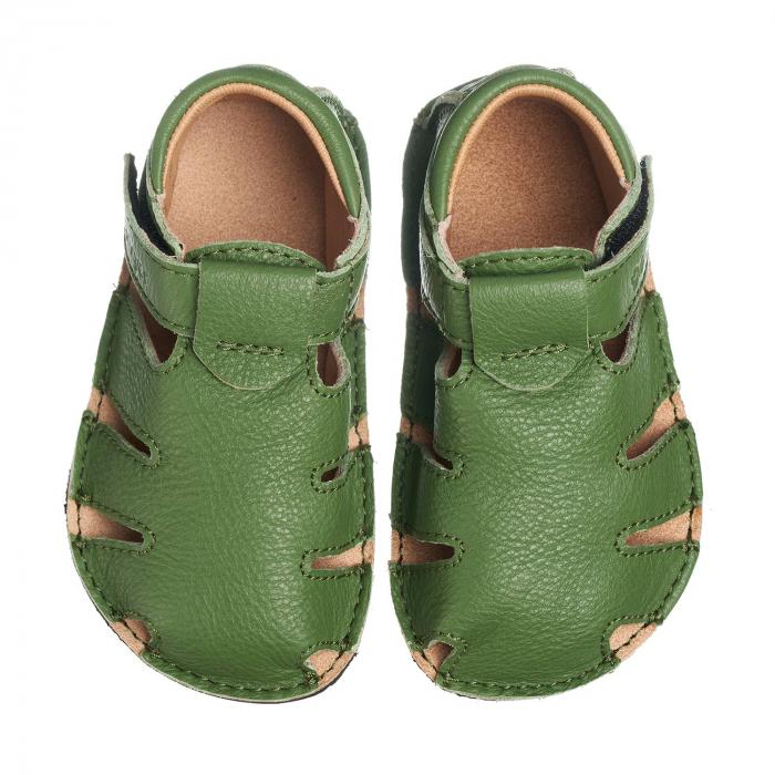 Sandale barefoot Tim - Mauve, Ginger Shoes [1]