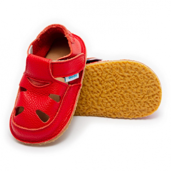 Sandale rosii, Dodo Shoes 0