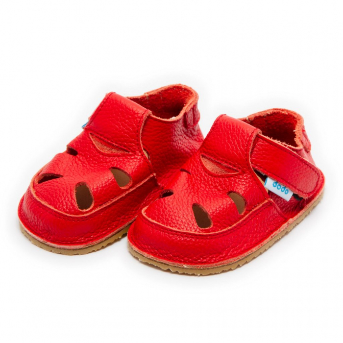 Sandale rosii, Dodo Shoes 1