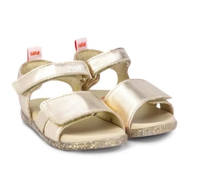 Sandale fete Bibi Baby Soft Camelia Velcro [0]