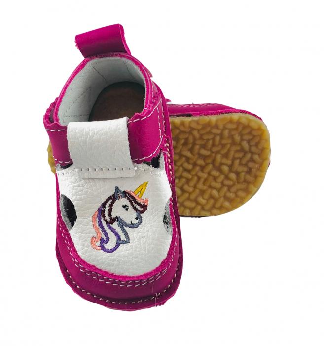 Sandale Macco uncorn ciclame [0]