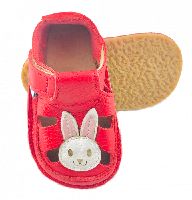 Sandale Galben Wild Flower, Dodo Shoes 0