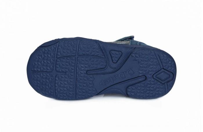 Sandale pentru Baieti de Culoarea Bleumarin, D.D.Step 2