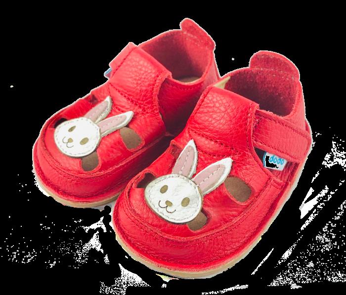 Sandale Galben Wild Flower, Dodo Shoes 1