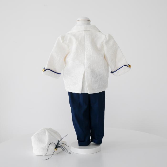 Costum Micul Print din jacard, TinTin Shop [1]
