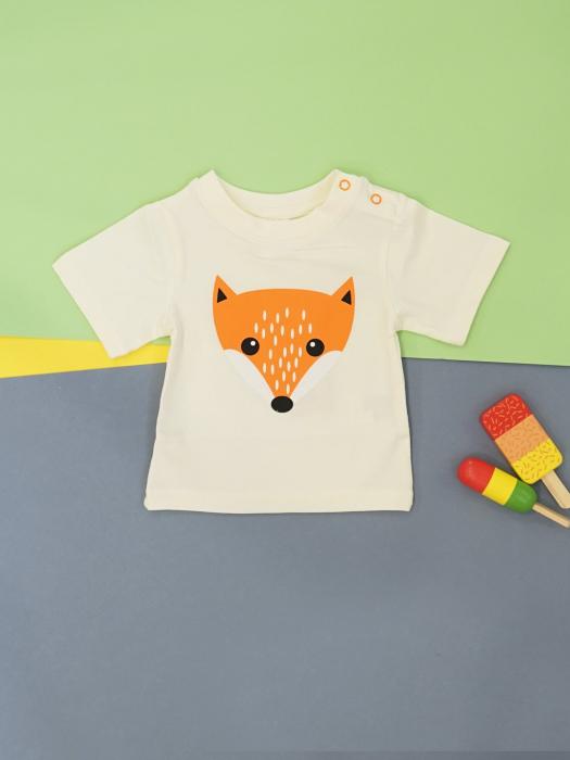 Tricou blade and rose fox [0]