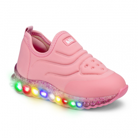 Pantofi sport Led Bibi Roller Cellebration Cherry0