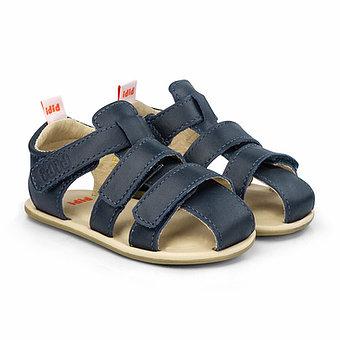 Sandale navi inchise in fata, gama Afeto, Bibi Shoes0