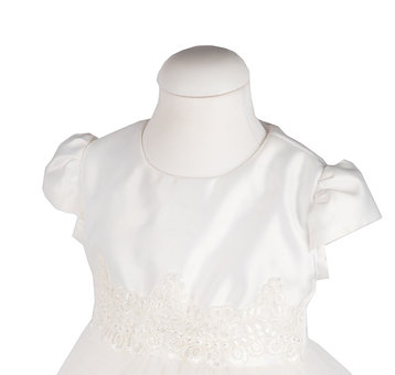 rochie botez alba cu trena [2]