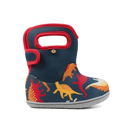Cizme impermeabile copii, BOGS FOOTWARE, Dino Indigo [0]