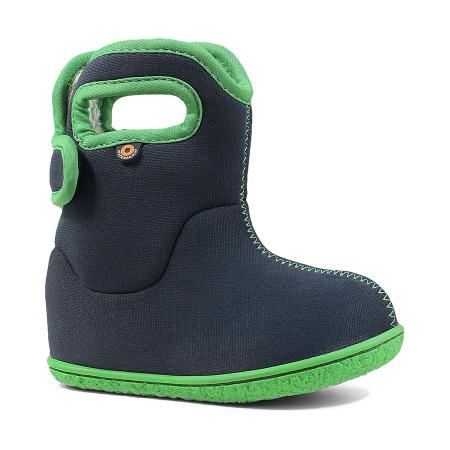 Cizme impermeabile copii, BOGS FOOTWARE, Solid Navy [1]