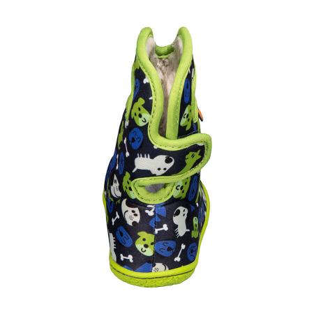 Cizme impermeabile copii, BOGS FOOTWARE, Puppy Blue1