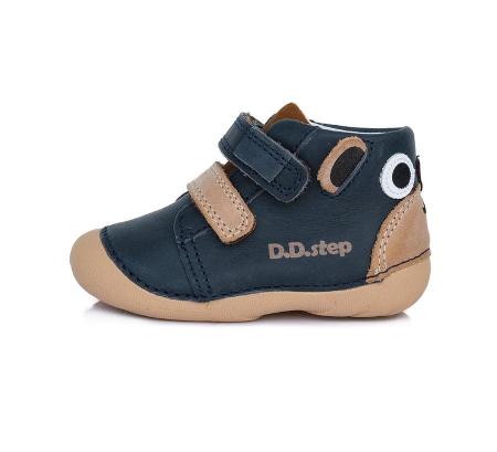 Ghete Unisex Barefoot Albastre, D.D.Step [0]