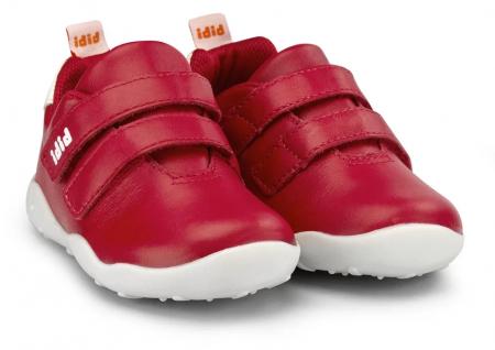 Pantofi Bibi Fisioflex 4.0 Rosii0