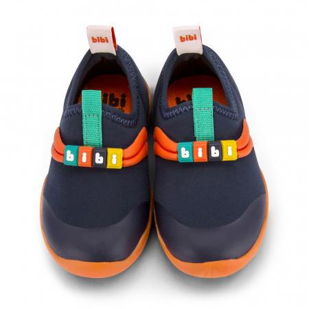 Pantofi Bibi Fisioflex 4.0 Naval - Orange [3]