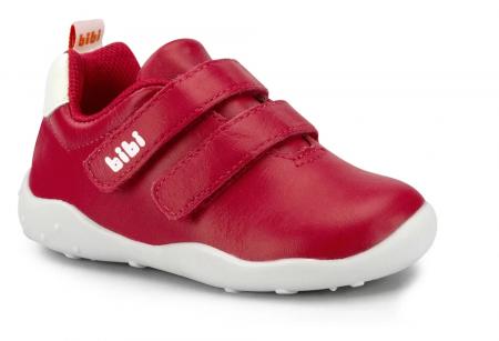 Pantofi Bibi Fisioflex 4.0 Rosii1
