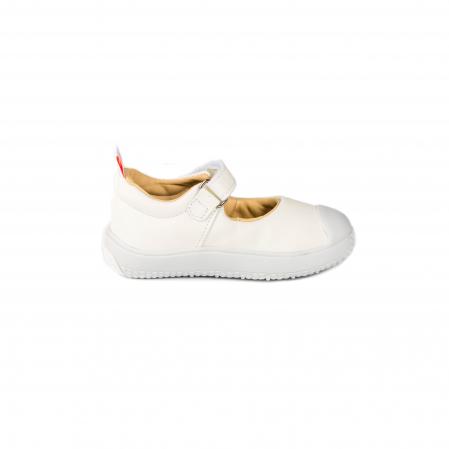 Pantofi Bibi Prewalker albi [1]