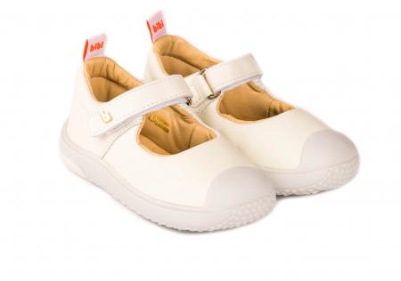 Pantofi Bibi Prewalker albi [0]