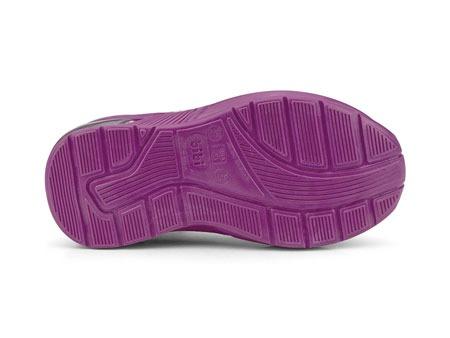 Pantofi Fete LED Bibi Space Wave 2.0 Unicorn Degrade [3]