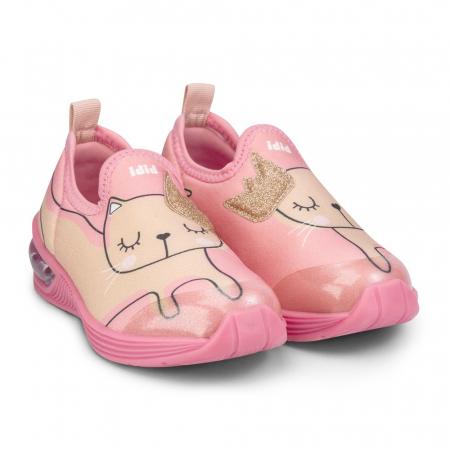 Pantofi Led Bibi Space Wawe 2.0 Kitty1