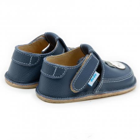 Pantofi smokey cu iepuras, Dodo Shoes2