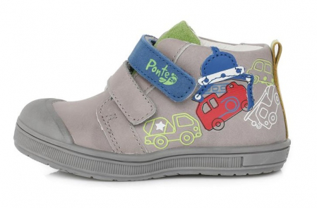 Pantofi sport gri D.D.Step - Ponte 200
