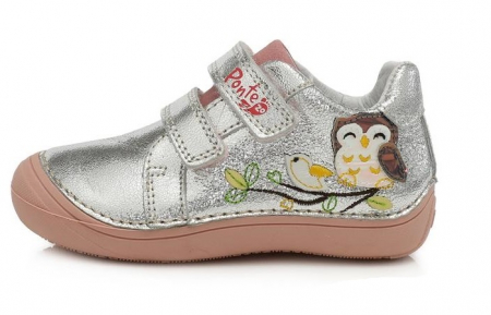 Pantofi sport argintii D.D.Step - Ponte 200