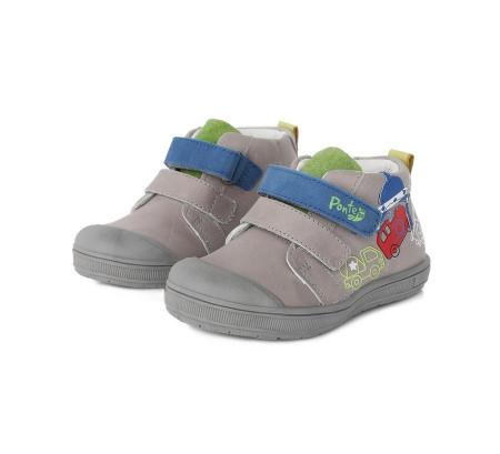 Pantofi sport gri D.D.Step - Ponte 201